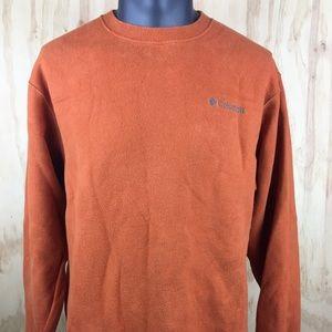 Men's Columbia Crewneck Sweatshirt Sweater Medium